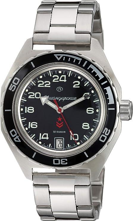 reloj Vostok Komandirskie