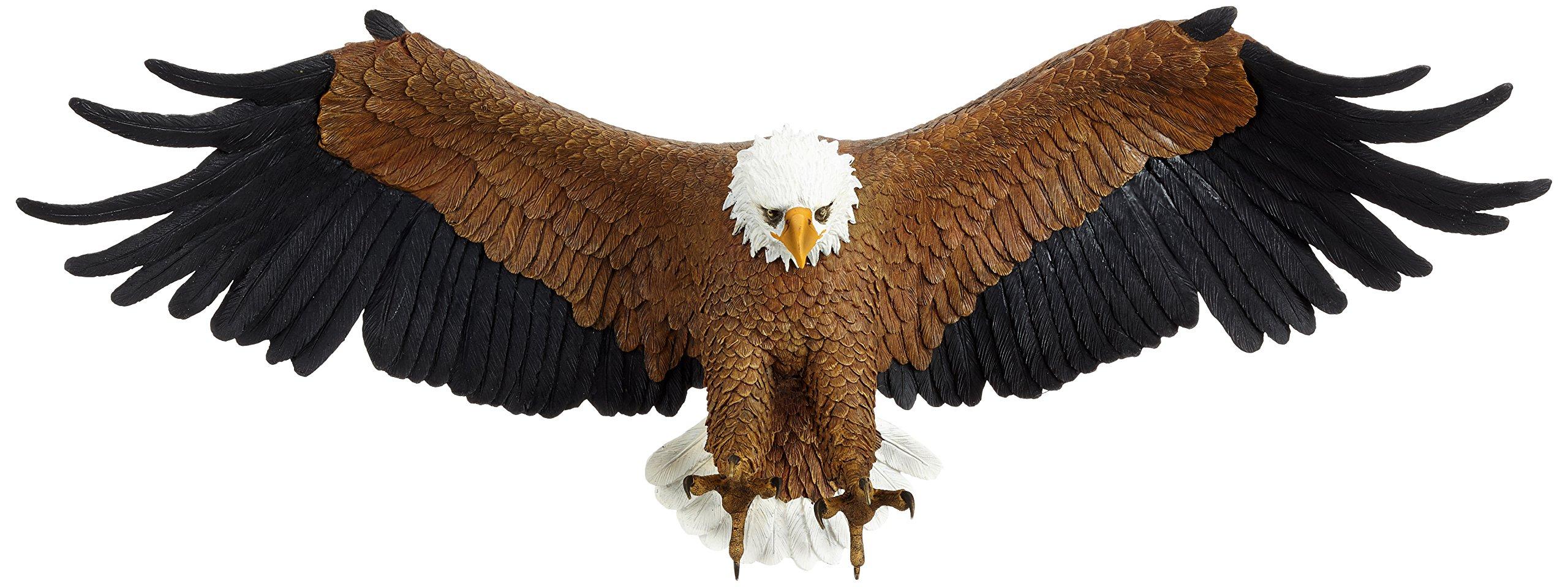 Design Toscano Freedom's Pride American Eagle Wall Sculpture