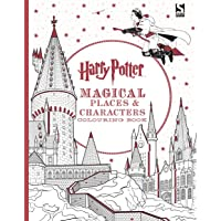 Harry Potter - Colouring Book Magical Creatures