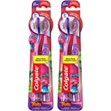 Colgate Kids Trolls Extra Soft Toothbrush, 4 Count