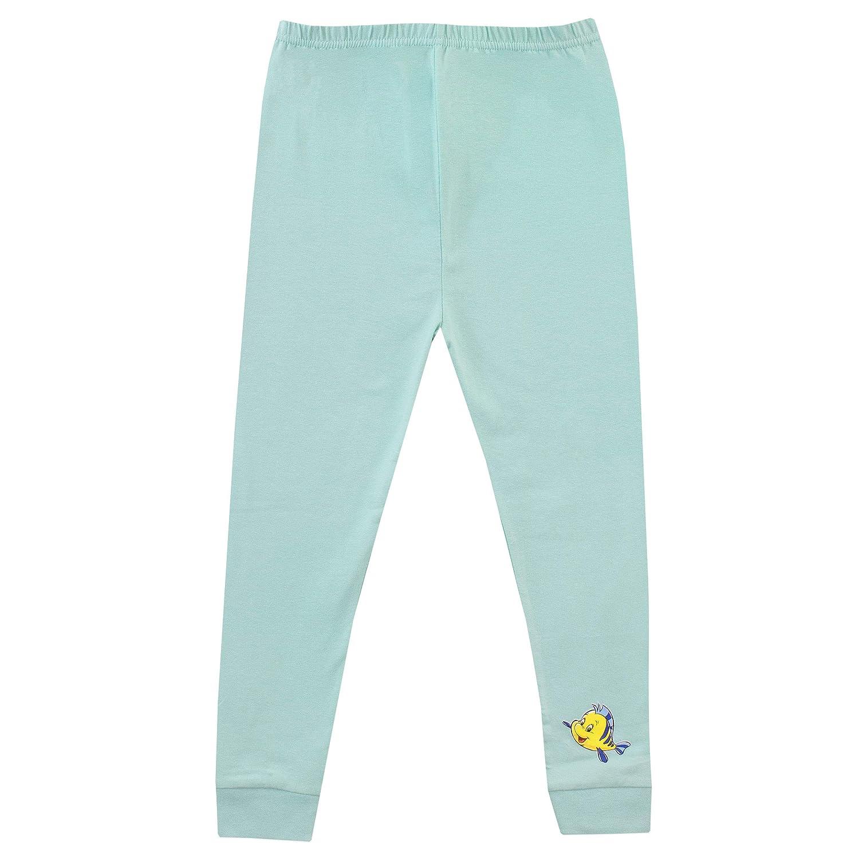 Disney Girls Ariel /& Belle Pyjamas Snuggle Fit 2 Pack