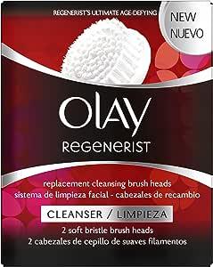 Olay Regenerist Cleansing Brush Heads, 150 g