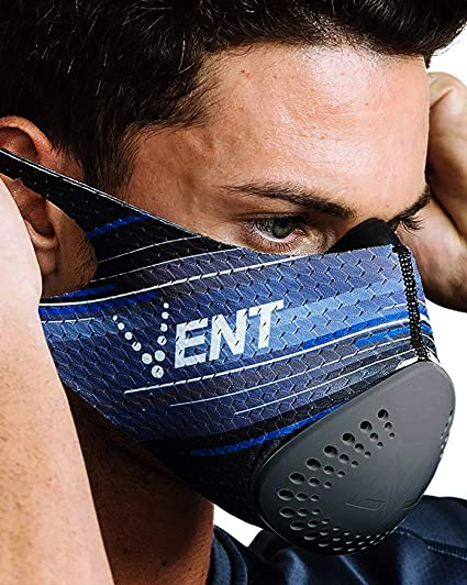 Training Mask 4.0 Workout Fitness Mask for Running, Biking, Outdoor Endurance Training – 2