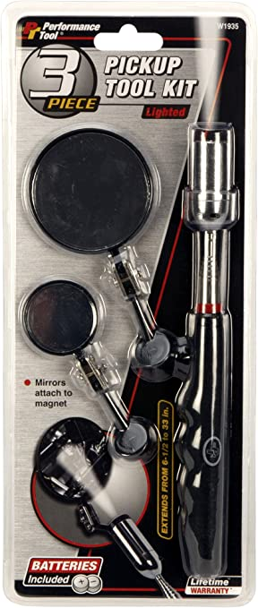 Performance Tool W1930 Lighted Magnetic Pickup Tool