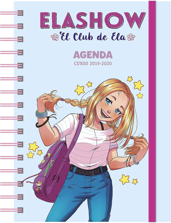 Elashow. Agenda: Curso 2019-2020 (Youtubers infantiles): Martínez ...