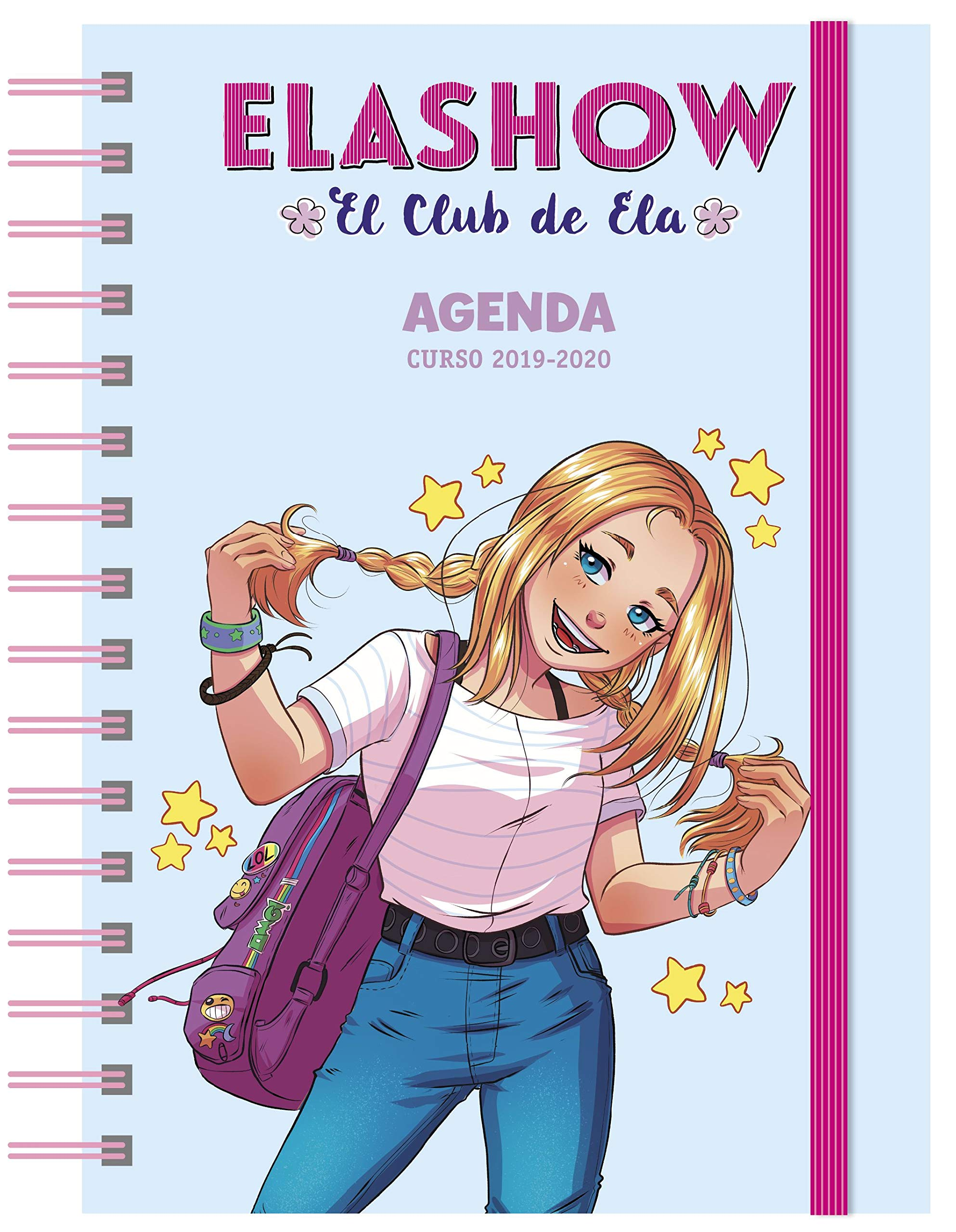 Elashow. Agenda (Youtubers infantiles)