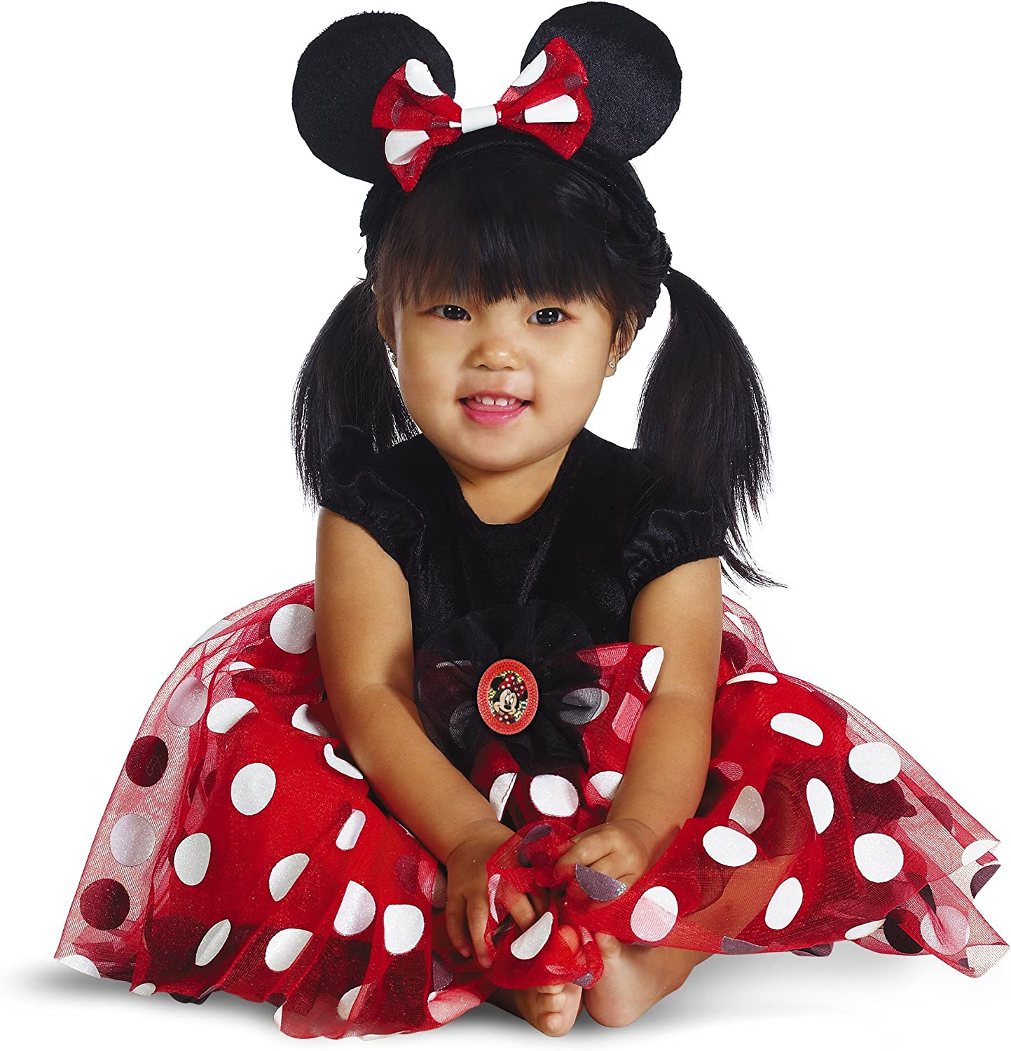 My First Disney Red Minnie Costume