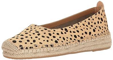 Dolce Vita Women's Taya Ballet Flat, Leopard Calf Hair, ...