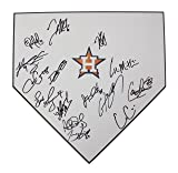Houston Astros 2015 Team Autographed Signed