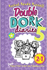 Double Dork Diaries #5: Drama Queen and Puppy Love Kindle Edition