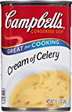Campbell's Condensed Soup, Cream Of Celery, 10.5 Ounce