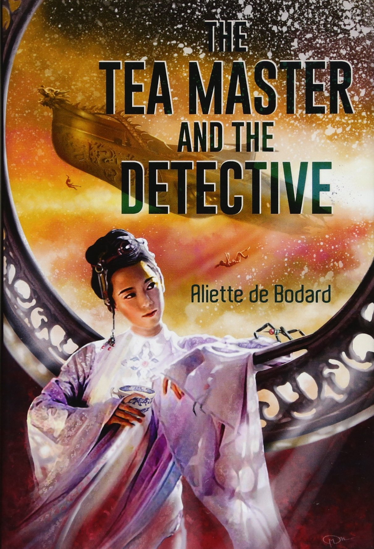 Image result for the tea master and the detective