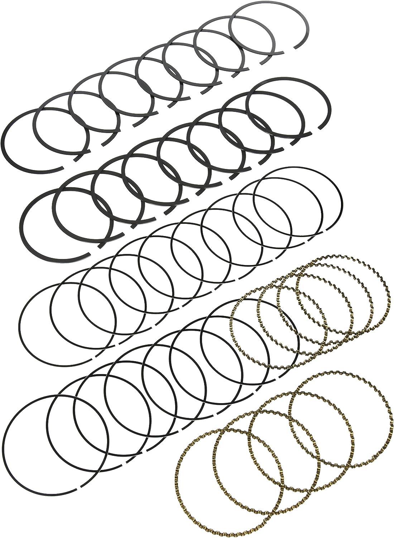 Hastings 6866 4-Cylinder Piston Ring Set