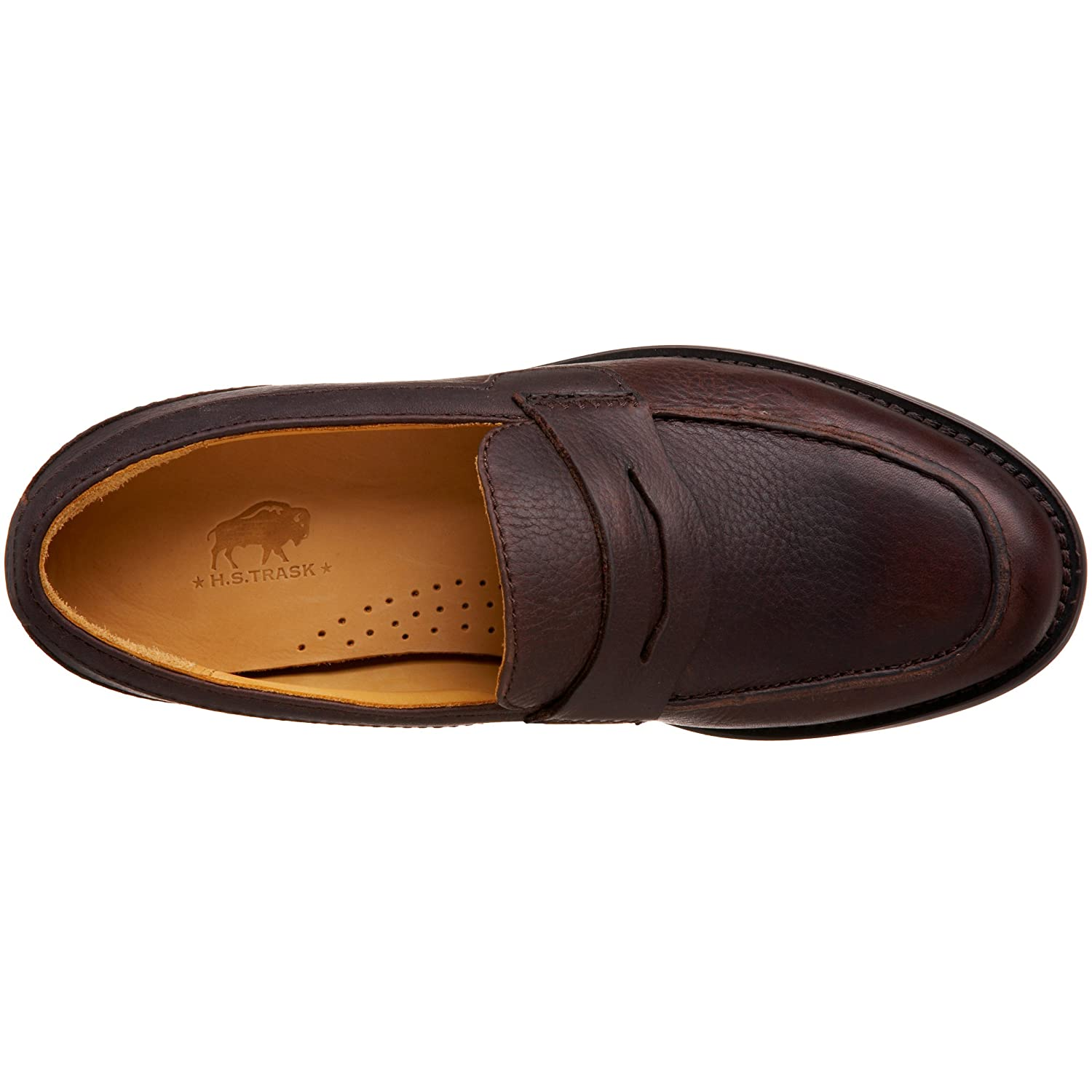 Trask Mens Gibson Falls Penny Loafer H.S