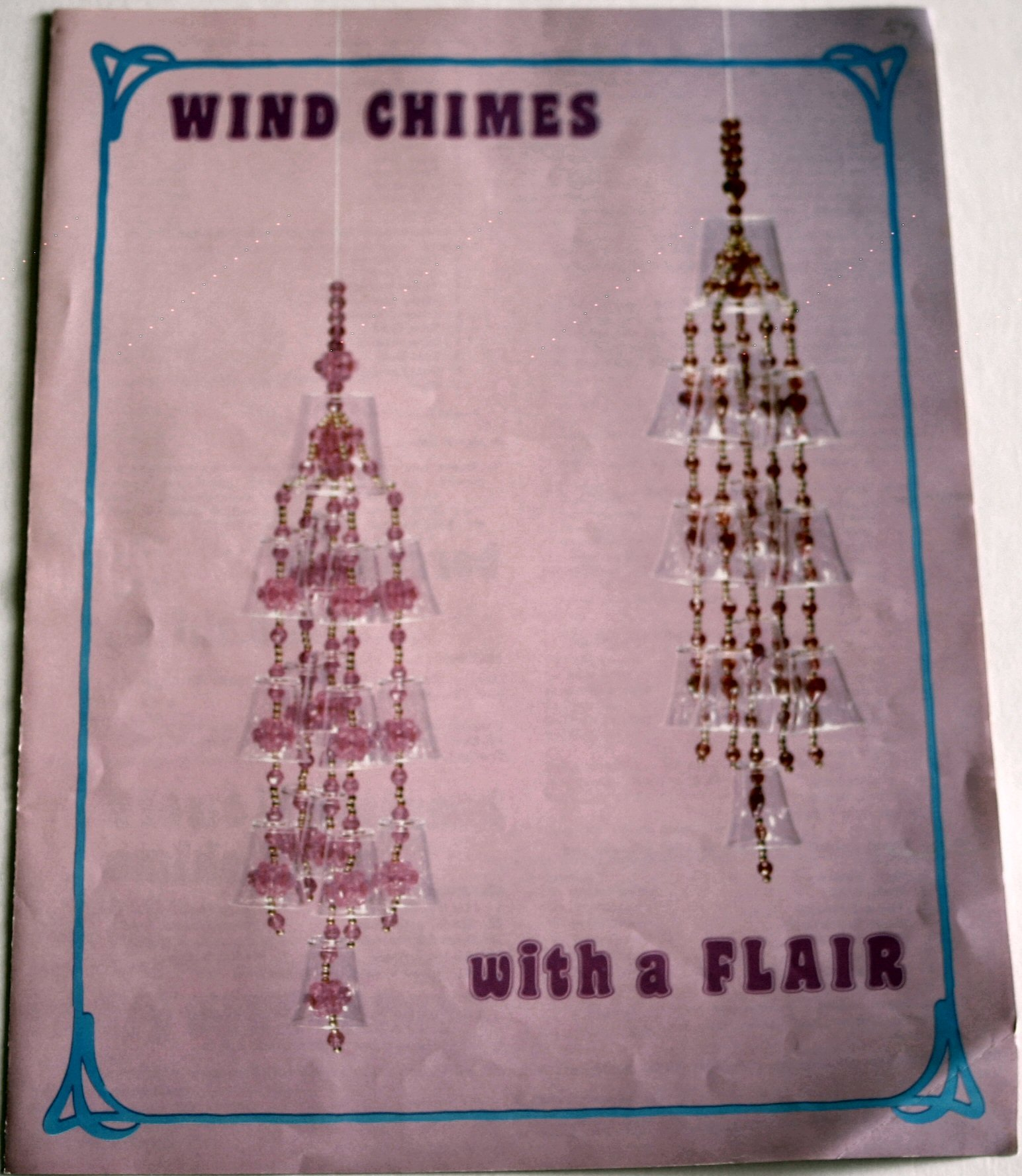 Wind Chimes Flair Craft Book product image