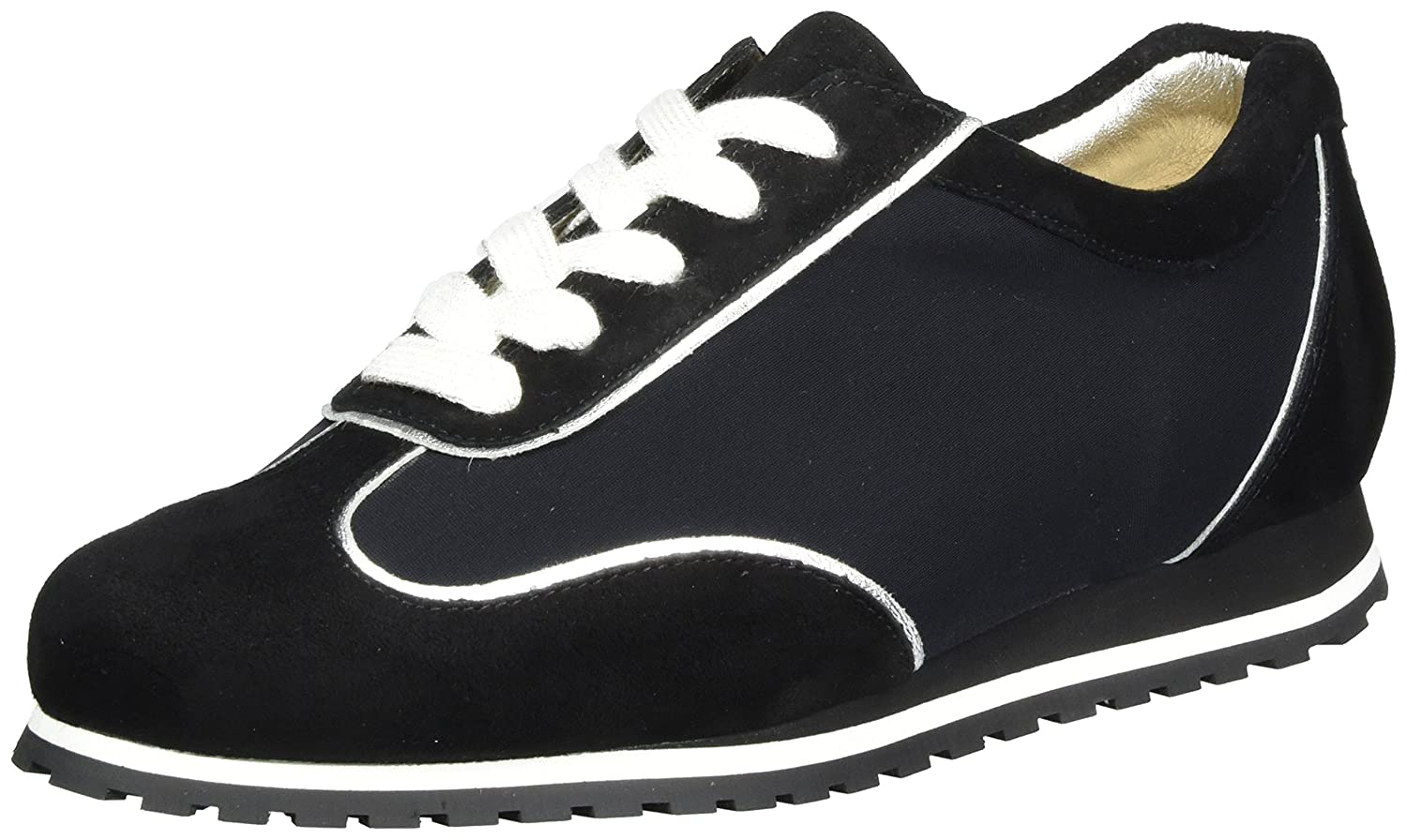 Hassia Piacenza, Weite G, Sneakers Basses (Schwarz) Femme Weite Schwarz Femme (Schwarz) 4f483f2 - conorscully.space