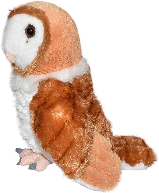 """Faithful Friends Barn Owl Soft Toy 12/"""""""
