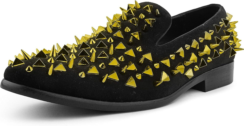 Amazon.com | Amali Apache - Spike Shoes