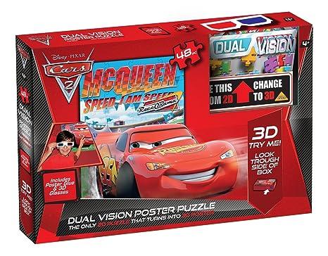 HTI Cars 2 - Puzzle y molde para escultura