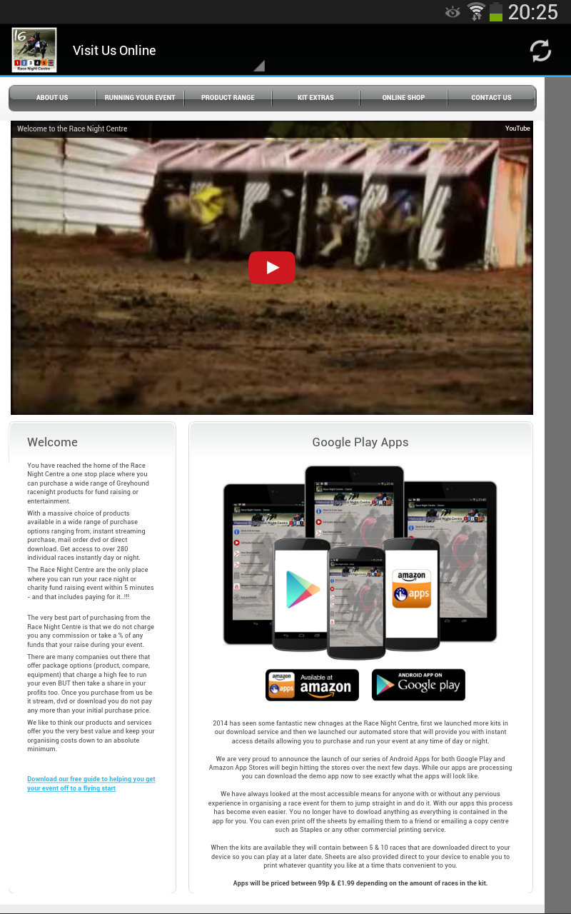 Amazon com: Greyhound Race Night - 18: Appstore for Android