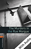 The Murders in the Rue Morgue - With Audio Level 2 Oxford Bookworms Library: 700 Headwords