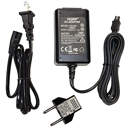 amazon com hqrp replacement ac adapter charger compatible with