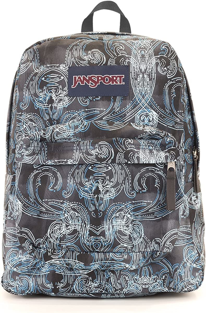 Jansport Superbreak Backpack Multi Ornate BL