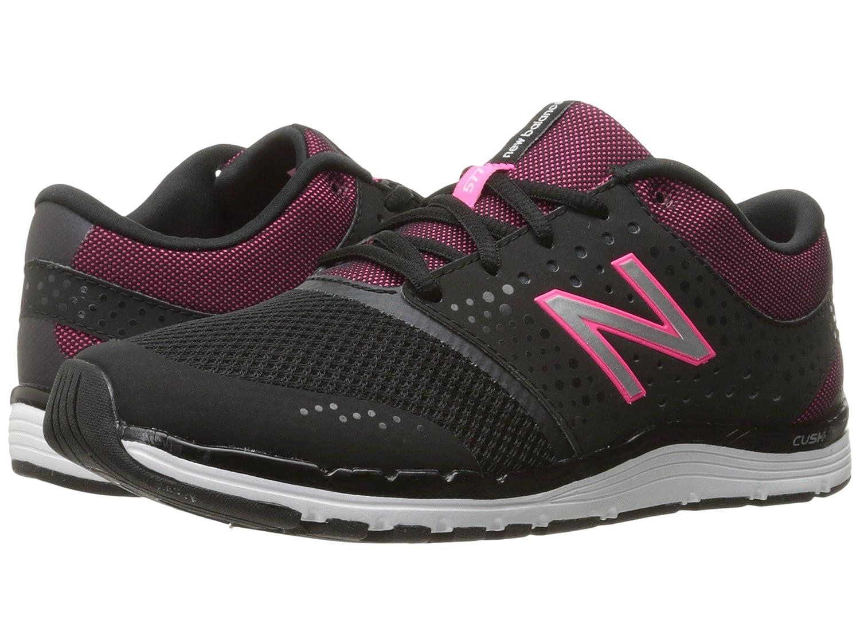 【ラッピング無料】 (ニューバランス) New Balance レディーストレーニング競技用シューズ靴 (22cm) WX577v4 Black B078FZ286F/Alpha New Pink 5 (22cm) D - Wide B078FZ286F, Earth Drops:0346565e --- tradein29.ru