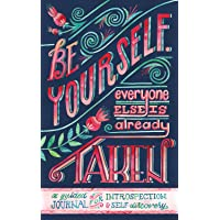 Studio Oh! 86401 Self-Discovery Guided Journal, Be Yourself