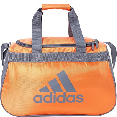adidas Diablo Small Duffel Limited Edition Colors- Exclusive (Team Orange/Onix)