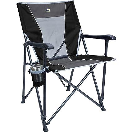 Amazon.com: GCI Eazy Silla plegable para exteriores Camp ...