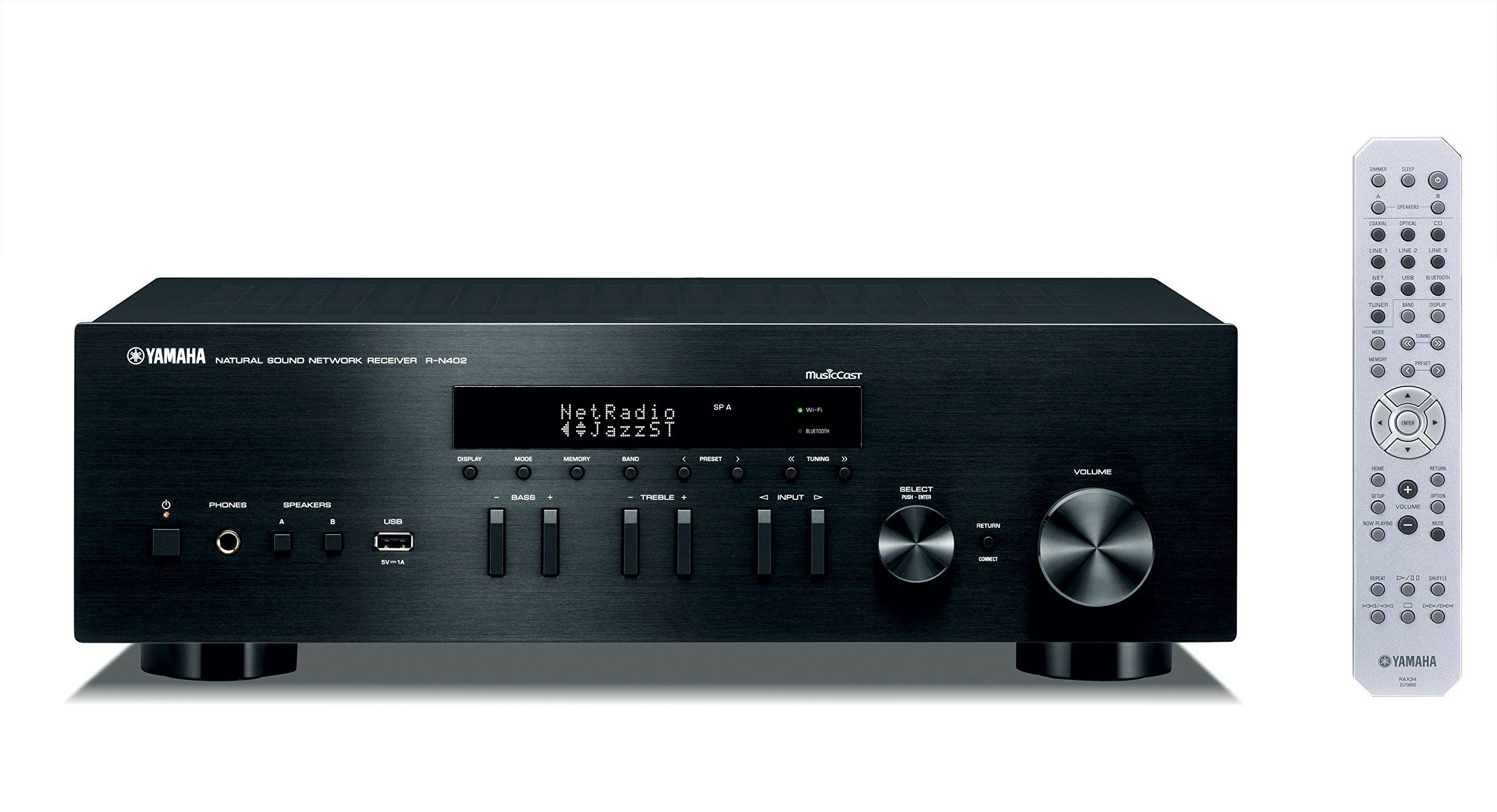 Yamaha MusicCast R-N402 Hi-Fi Network Receiver by Yamaha