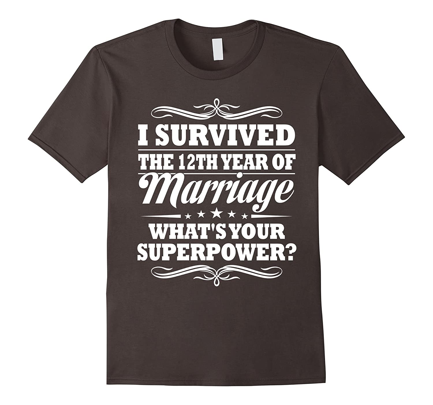 12th Wedding Anniversary Gift Ideas For Her Him I Survived Th