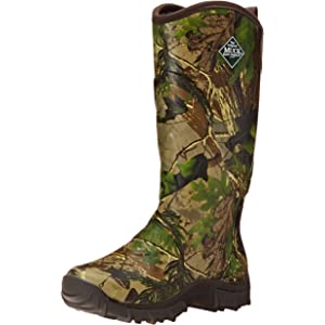 Muck Boot Men's Woody Blaze Cool Snake Hunting Shoes, Mossy Oak, 7 ...
