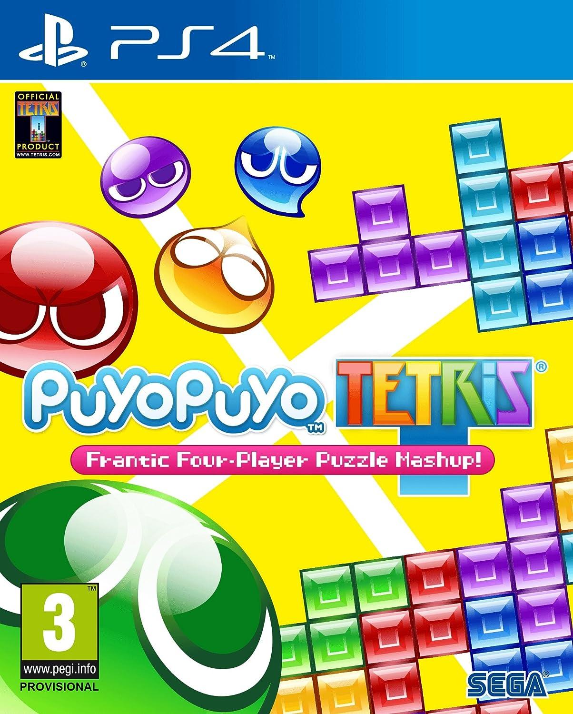 Puyo Puyo Tetris  |