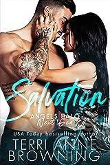 Salvation (Angels Halo MC Next Gen Book 1) Kindle Edition