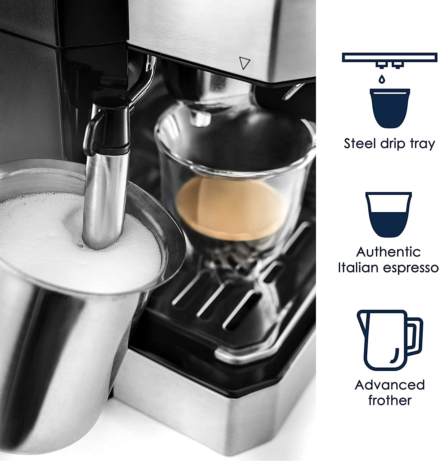 Best Espresso and Coffee Maker in 2020: Reviews & Buying Guide 5