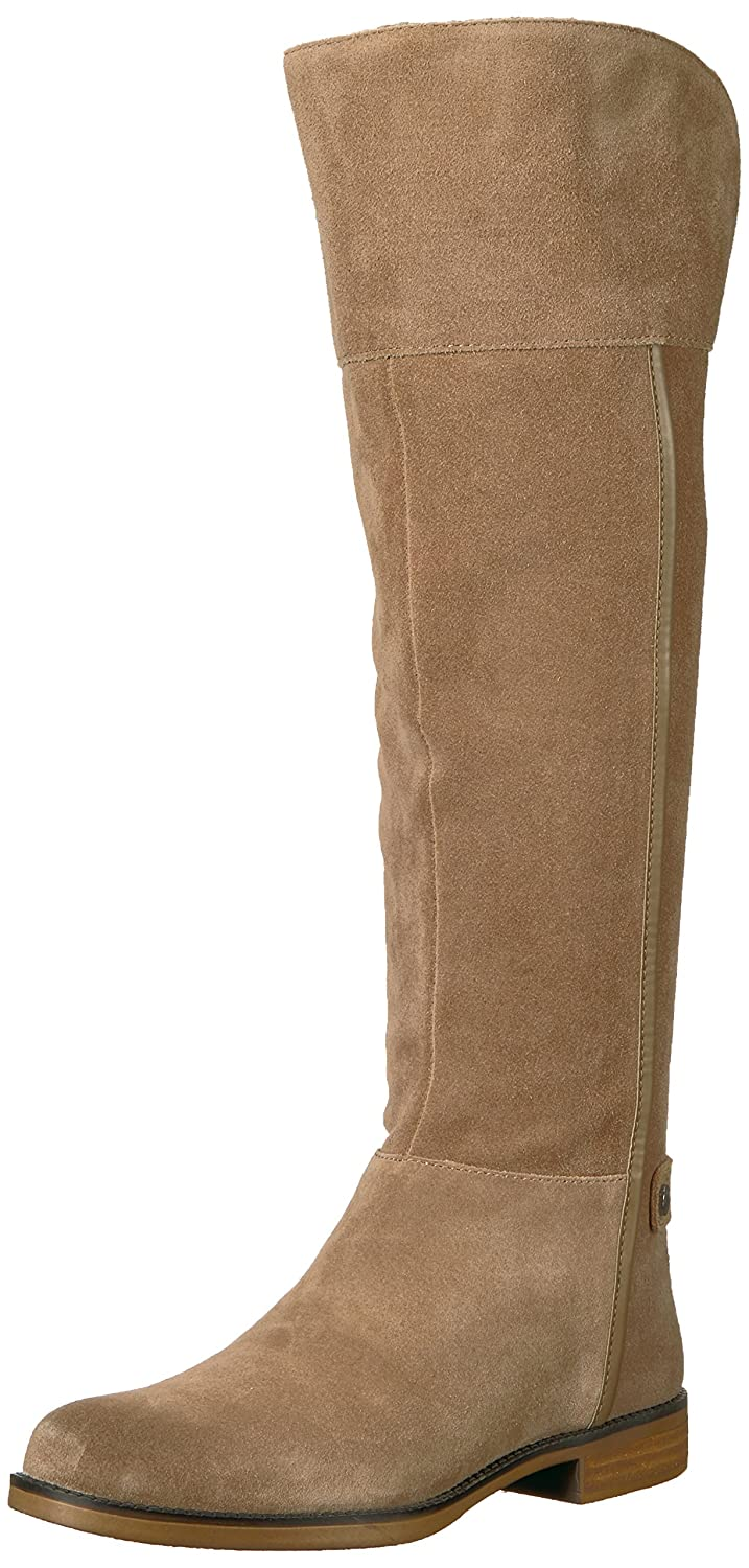 Franco Sarto Women's Christine Knee High Boot B0751BL5HD 9.5 W US|Mushroom