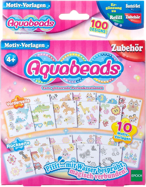 Aqua Beads - Mosaico (79428) , color/modelo surtido: Amazon.es: Juguetes y juegos