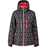 Trespass Womens Ladies Ravella Waterproof Padded Patterned Ski ... aca969cc3