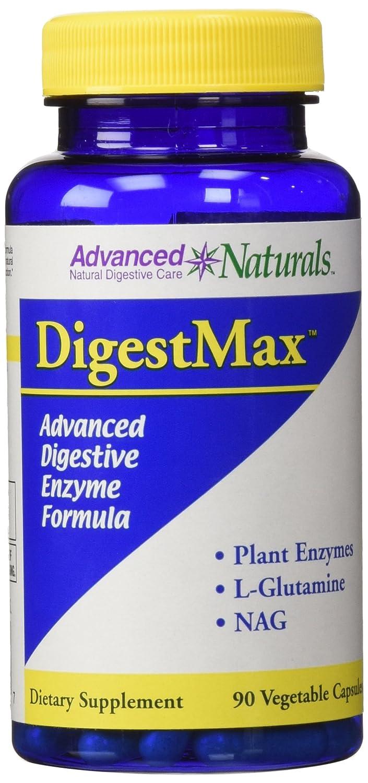 Amazon.com: Advanced Naturals digestmax Caps, 90 Count ...