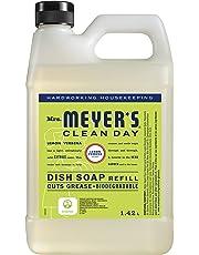 Mrs. Meyer's Dish Soap Refill, Lemon Verbena, 1.4 Liter