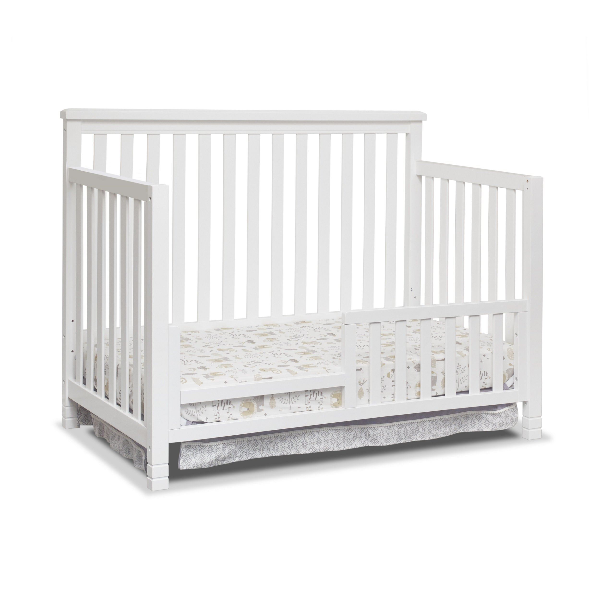 Sorelle 148 Toddler Rail, White by Sorelle