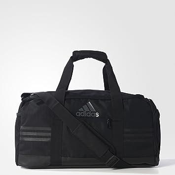 fa847859729a8 adidas Sporttasche 3-Streifen Team L Black Vista Grey