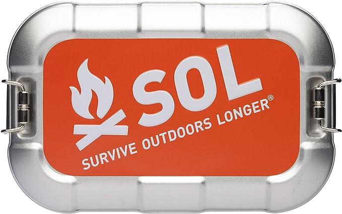 S.O.L. Traverse Tin Survival Kit