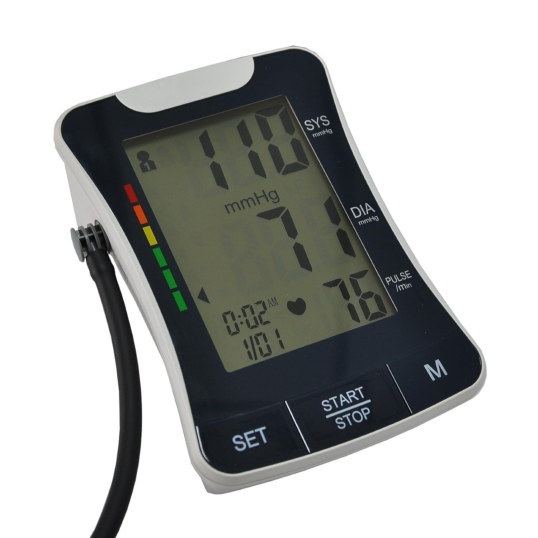 Medplus BP-1307 Tensiómetro electrónico de Brazo: Amazon.es: Salud y cuidado personal