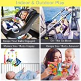 PlayShire Soft Books (0-3Yrs). Activity Crinkle