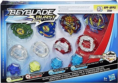 Beyblade – Evolution Pack, E2458: Amazon.es: Juguetes y juegos