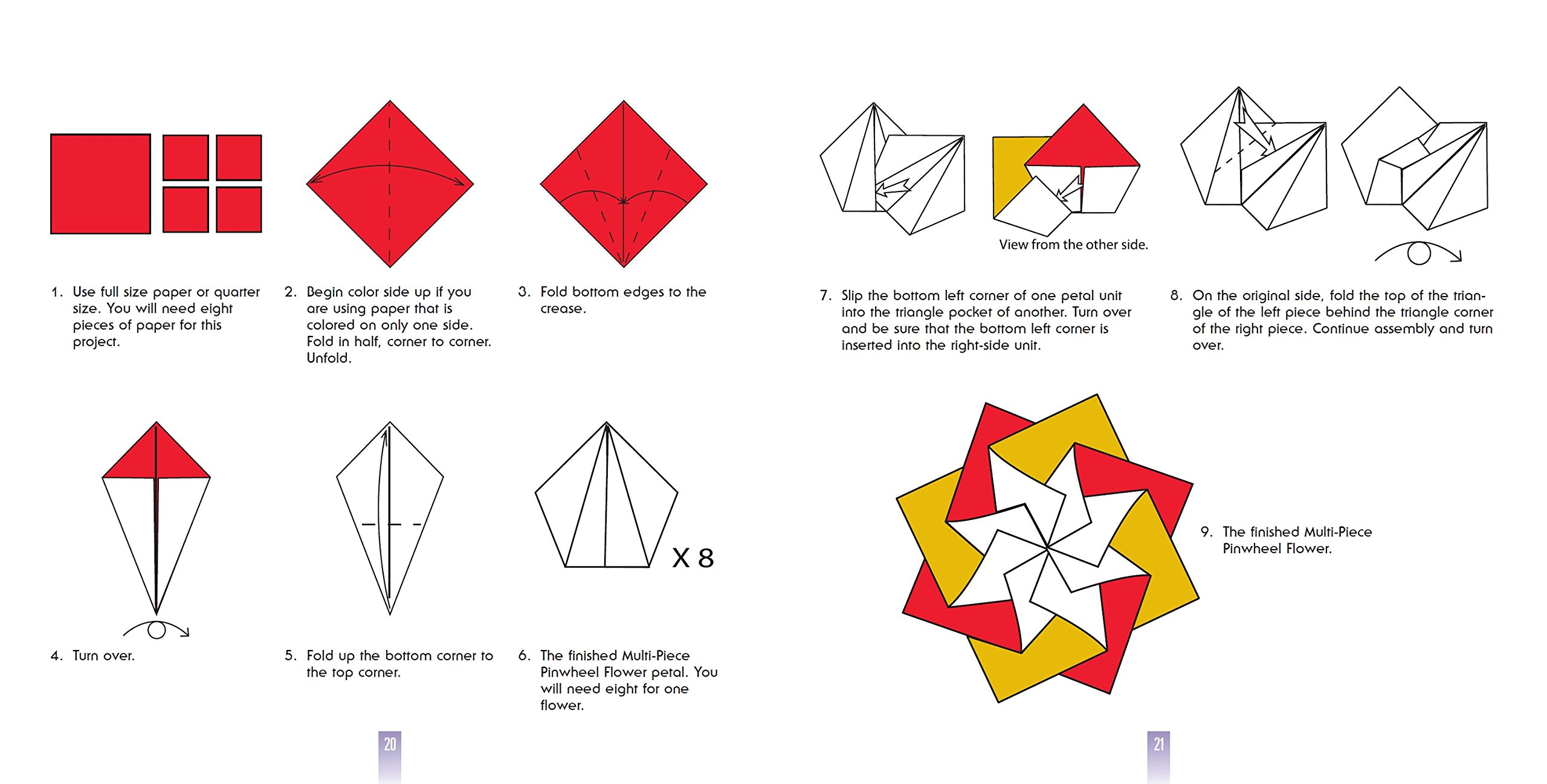 Amazing Origami Kit Traditional Japanese Folding Papers And