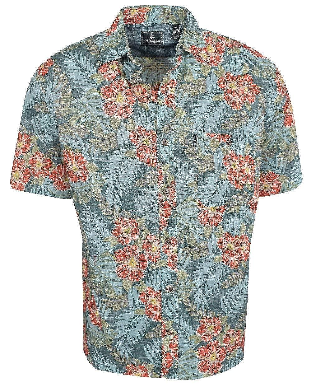 Bass /& Co... G.H Salt Cove Shirt